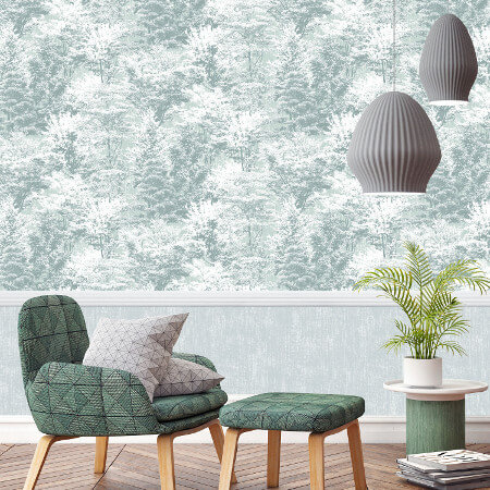Sycamore Wallpaper Collection