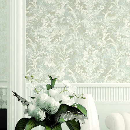 Brockhall Wallpaper Collection