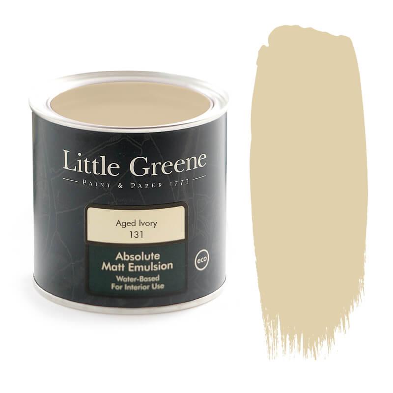 Little Greene Paint in Aged Ivory