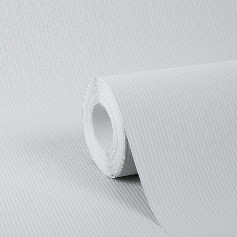 AS Creation Plain Grey Wallpaper - 19018-5