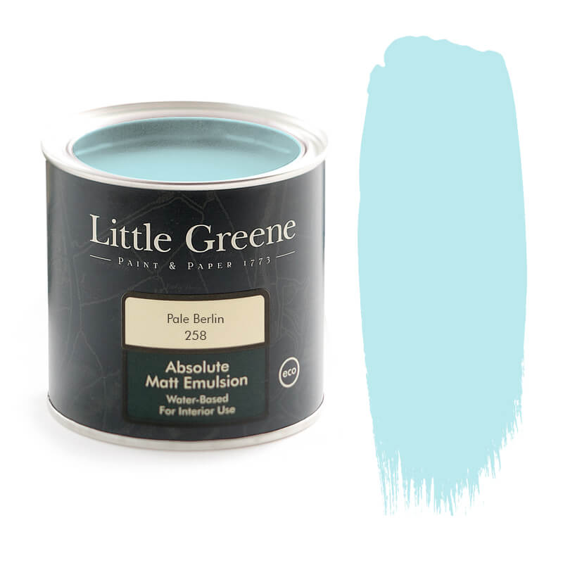 Little Greene Paint in Pale Berlin