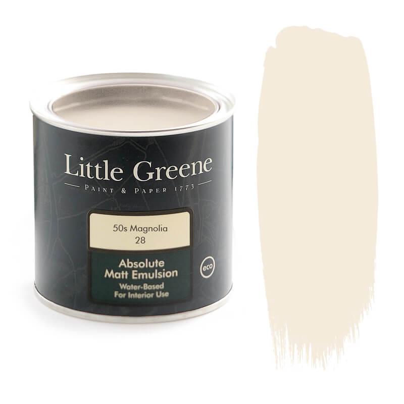 Little Greene Paint in 50's Magnolia