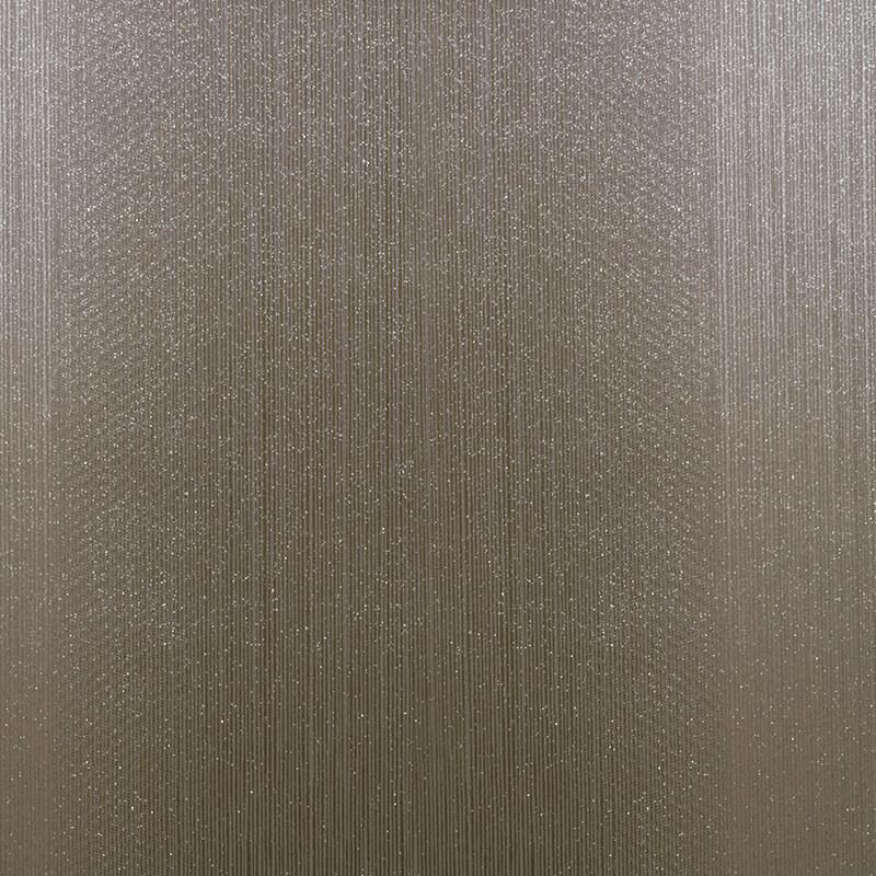 AS Creation Omega Plain Chocolate Glitter Wallpaper - 34861-3