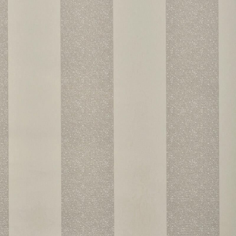 Arthouse Stripe Mink Glitter Wallpaper - 892502