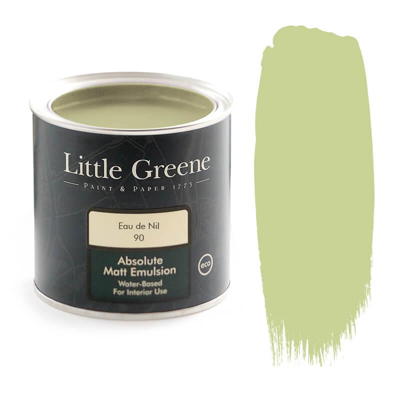 Little Greene Paint in Eau-de-Nil