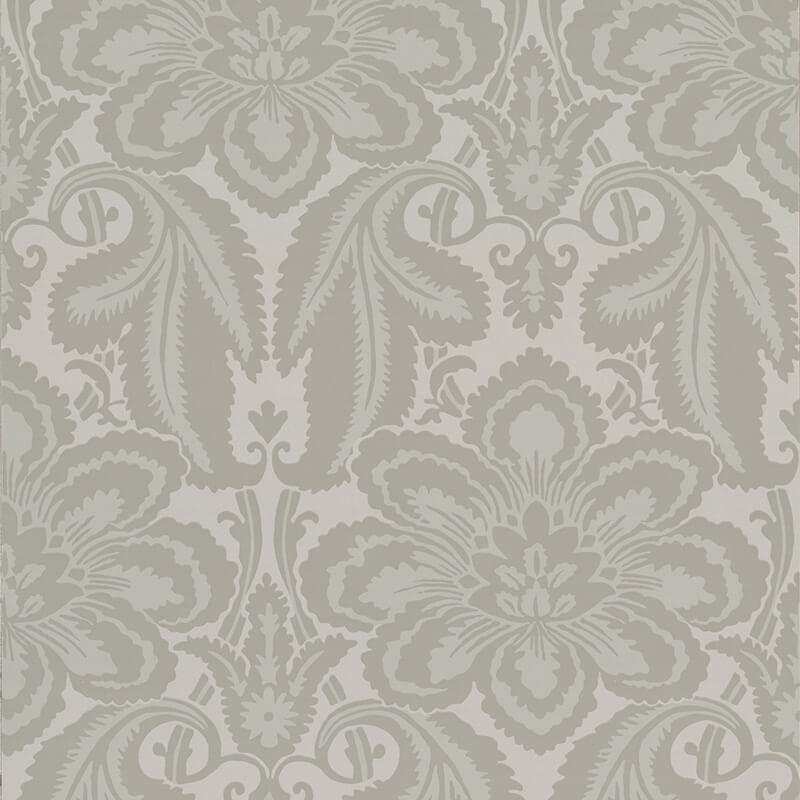Little Greene Albemarle Wallpaper in Vapour