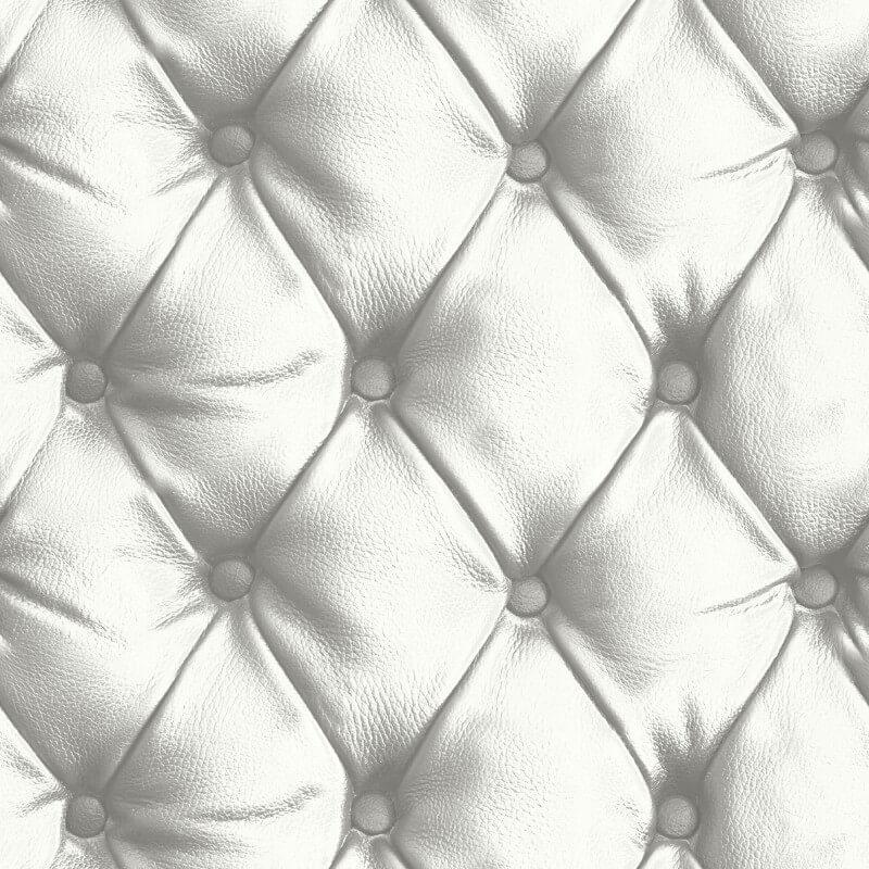 Arthouse Desire Geometric White Wallpaper - 618102