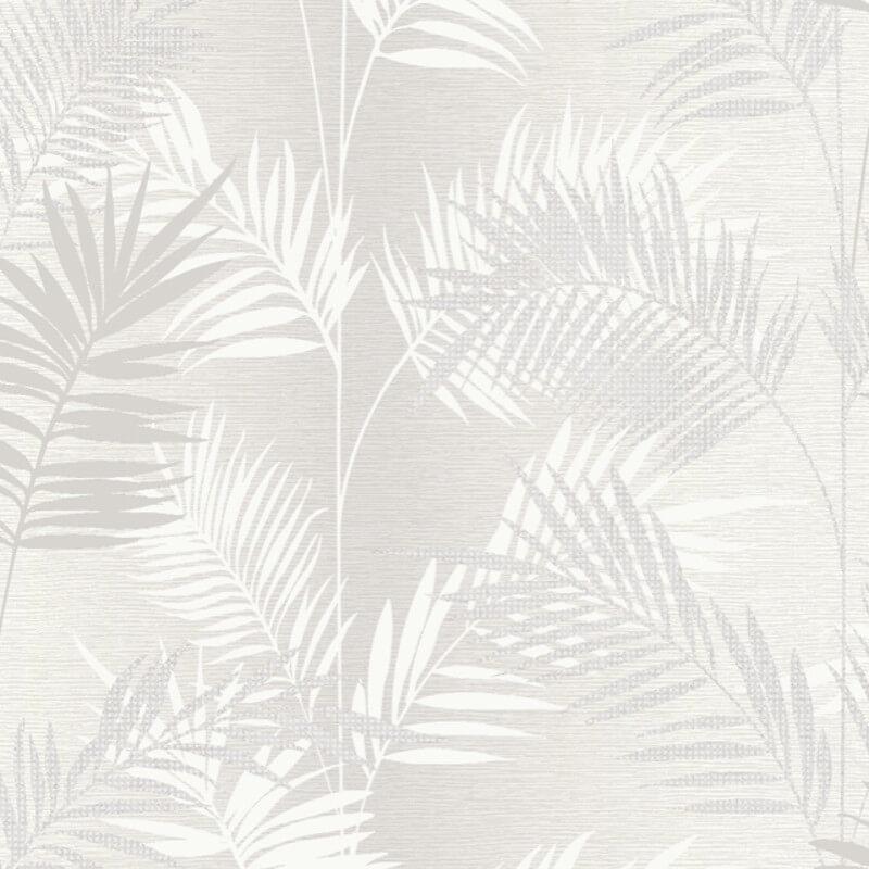 Arthouse Diamond Palm Dove Glitter Wallpaper - 259801