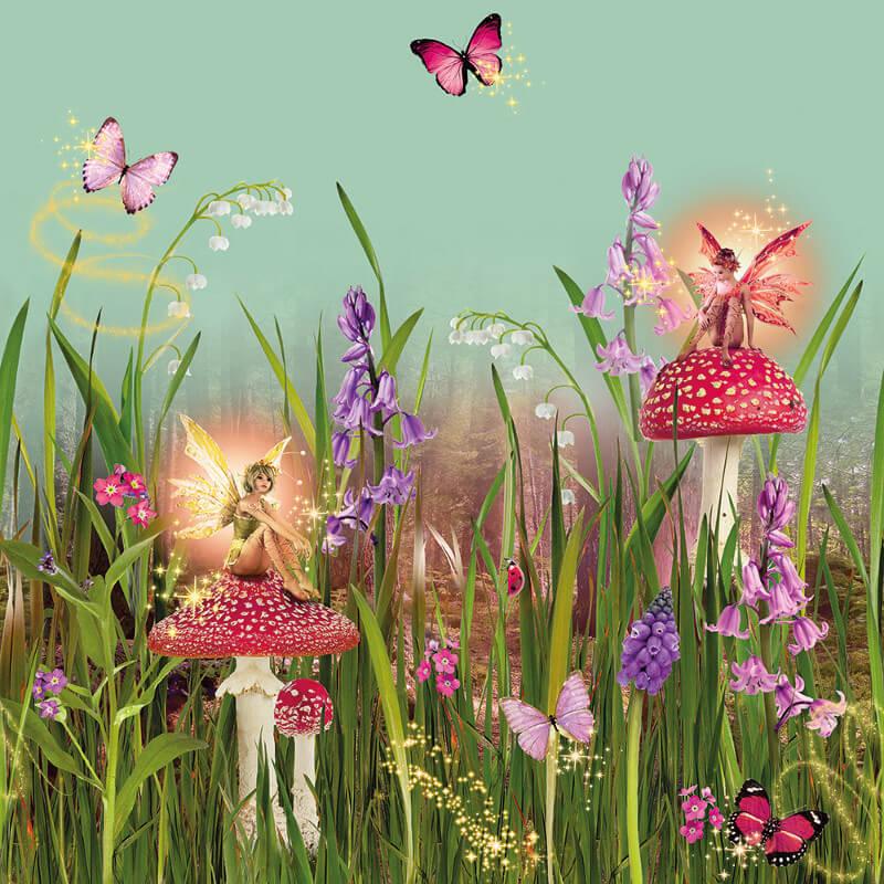 Arthouse Magic Garden Multi Freize - 696301