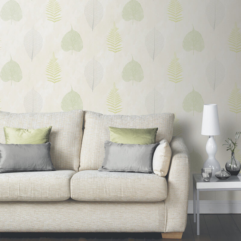 Arthouse Opera Leaf And Tree Wallpaper In Green   693402 Part 83