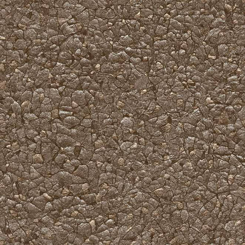 Arthouse Piedmont Crushed Texture Chocolate Wallpaper - 291401