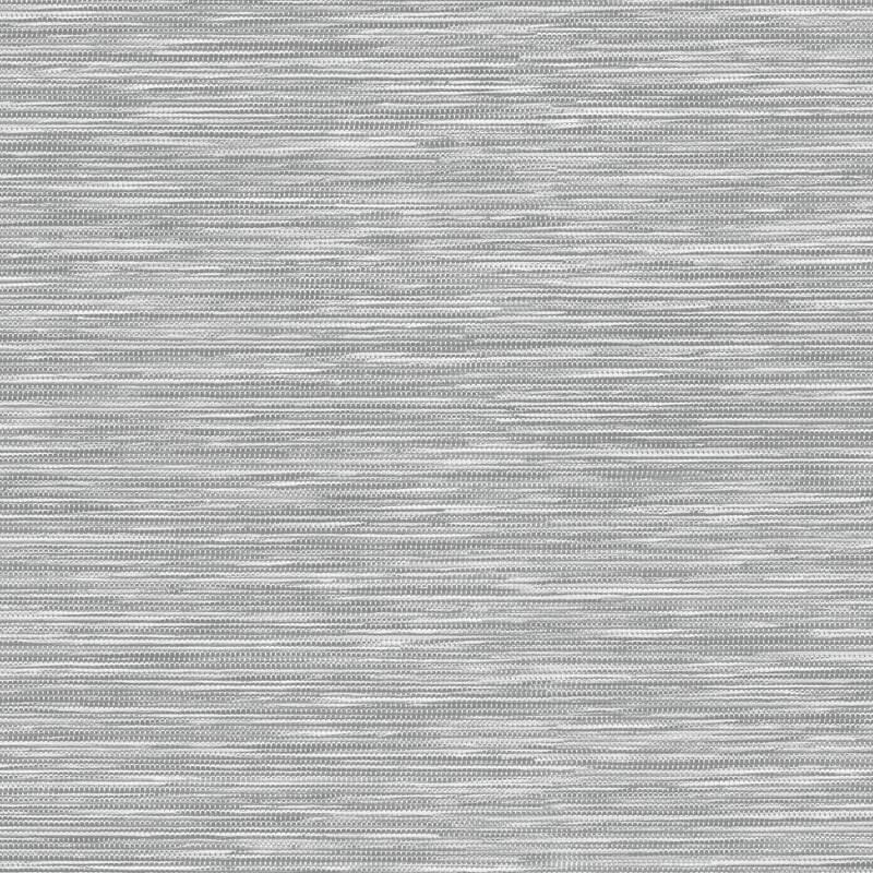 Arthouse Suki Plain Silver Wallpaper - 293103