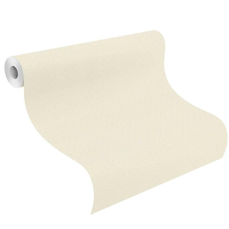 Barbara Becker Polka Dots Cream Wallpaper - 860405
