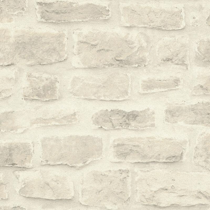 Barbara Becker Stone Wall Natural Wallpaper - 860603