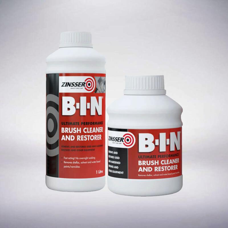 Zinsser B-I-N Brush Cleaner & Restorer