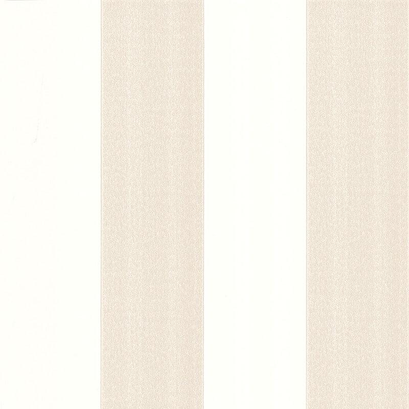 Little Greene Broad Stripe Wallpaper in Calcare