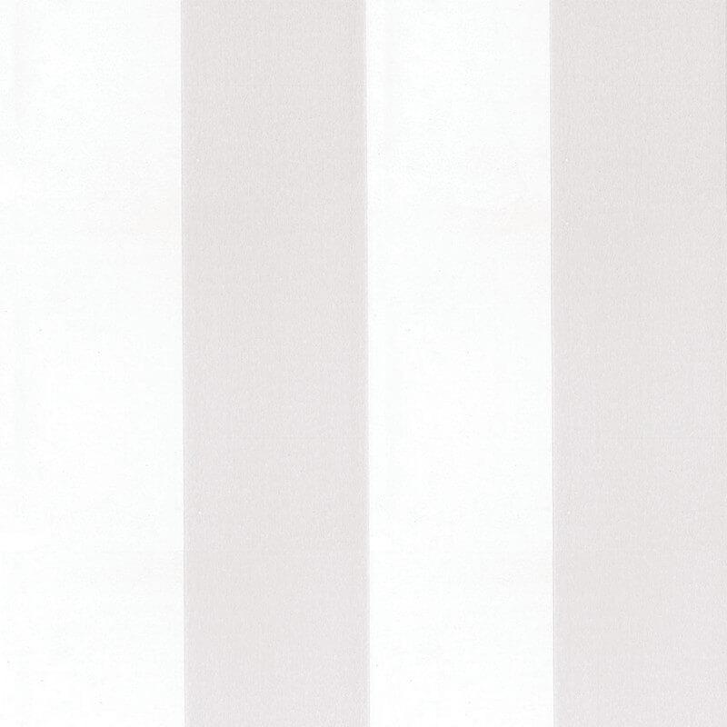 Little Greene Broad Stripe Wallpaper in Lilac Grey