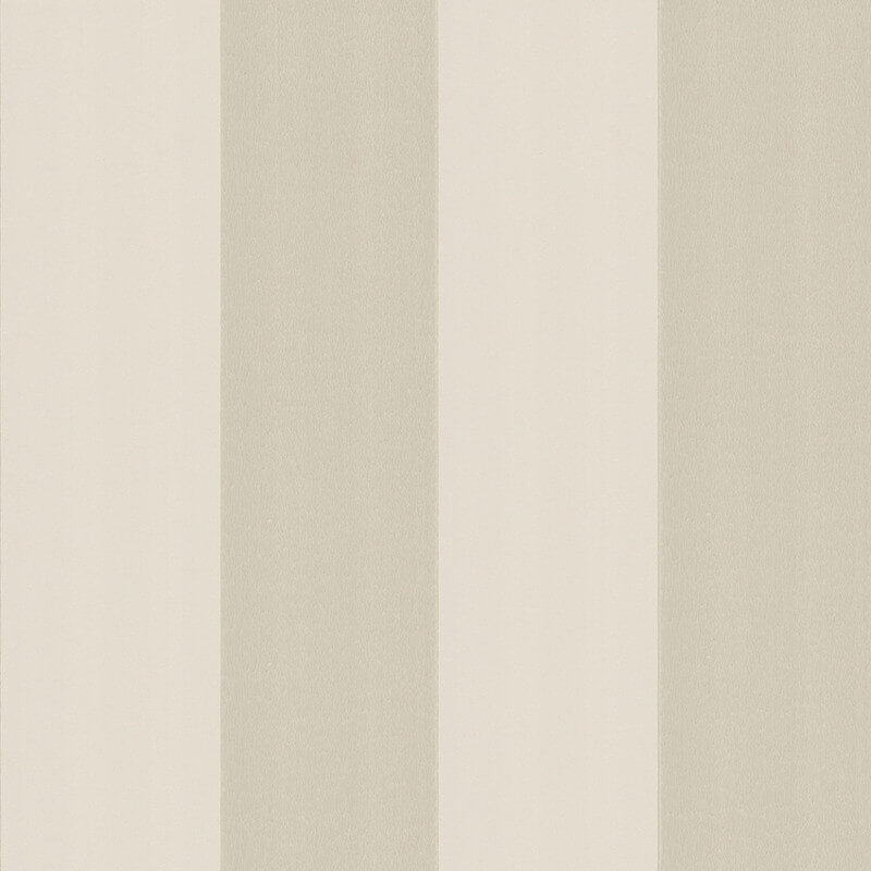 Little Greene Broad Stripe Wallpaper in Mullion