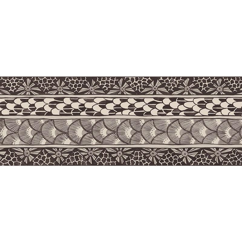 Cole & Son Ardmore Black/White Border - 109/5025