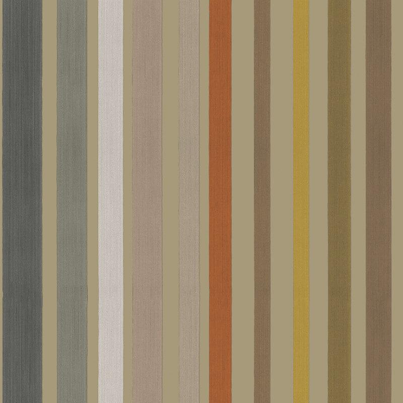 Cole son carousel stripe linen wallpaper 108 6030 - Cole son ...