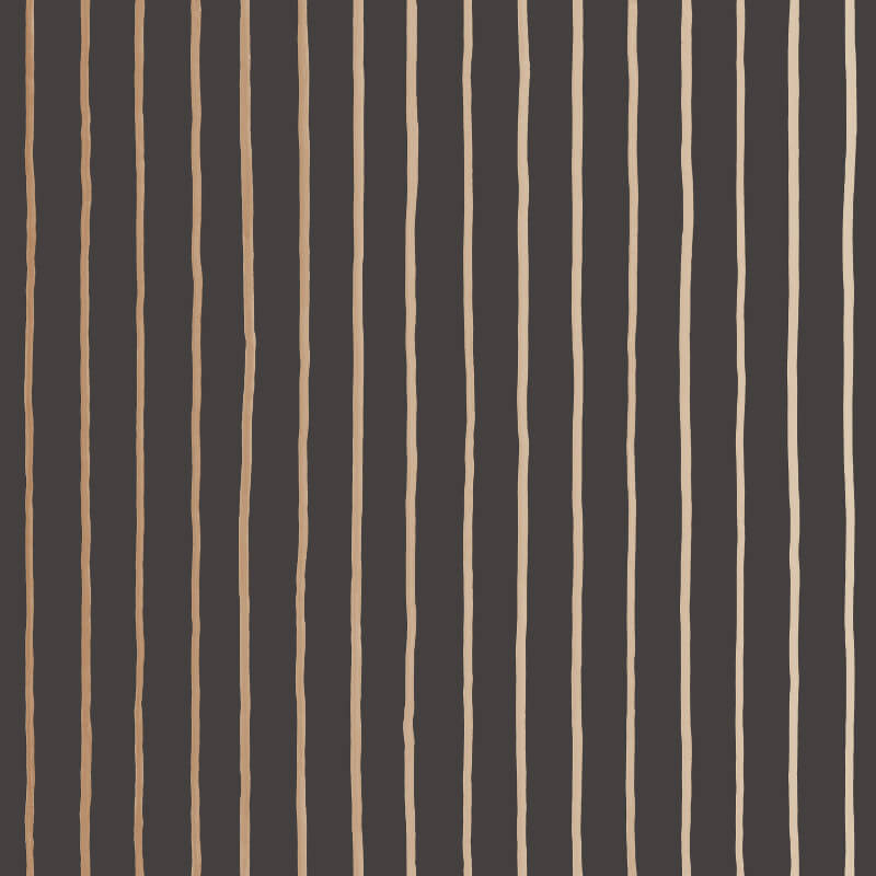 Cole son college stripe charcoal wallpaper 110 7034 - Cole son ...