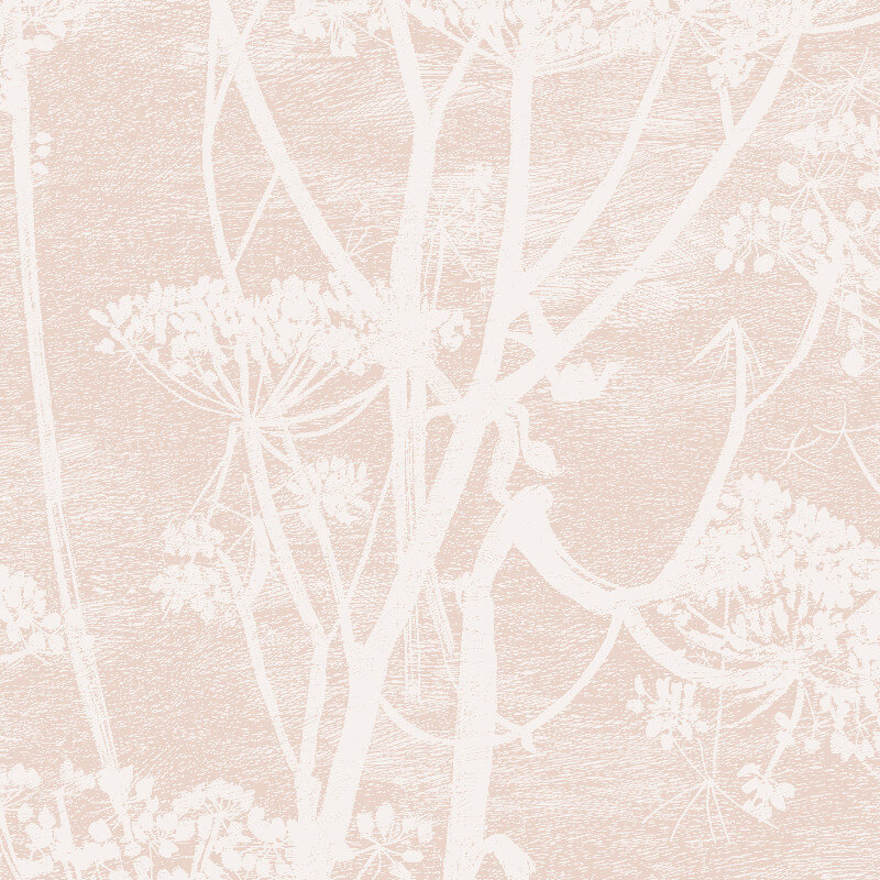 Cole & Son Cow Parsley Ballet Slipper Wallpaper - 112/8028