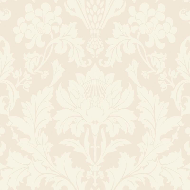 Cole & Son Fonteyn Parchment Wallpaper - 108/7037