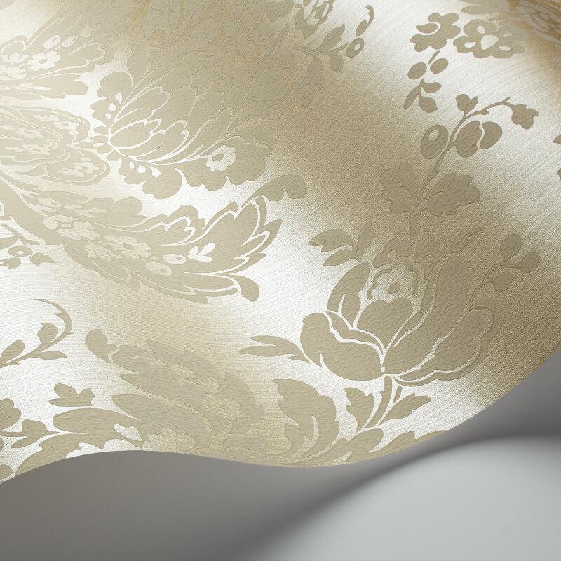 Cole & Son Giselle Champagne Wallpaper - 108/5023