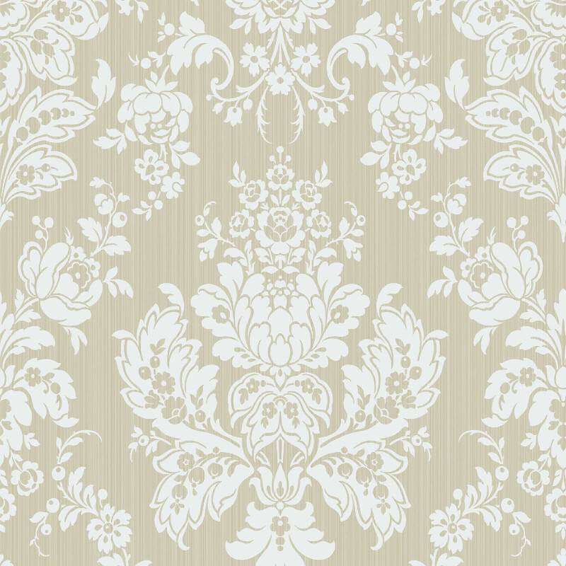 Cole & Son Giselle Old Olive Wallpaper - 108/5029