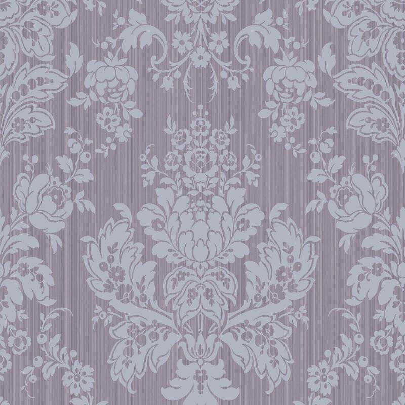 Cole & Son Giselle Plum Wallpaper - 108/5025