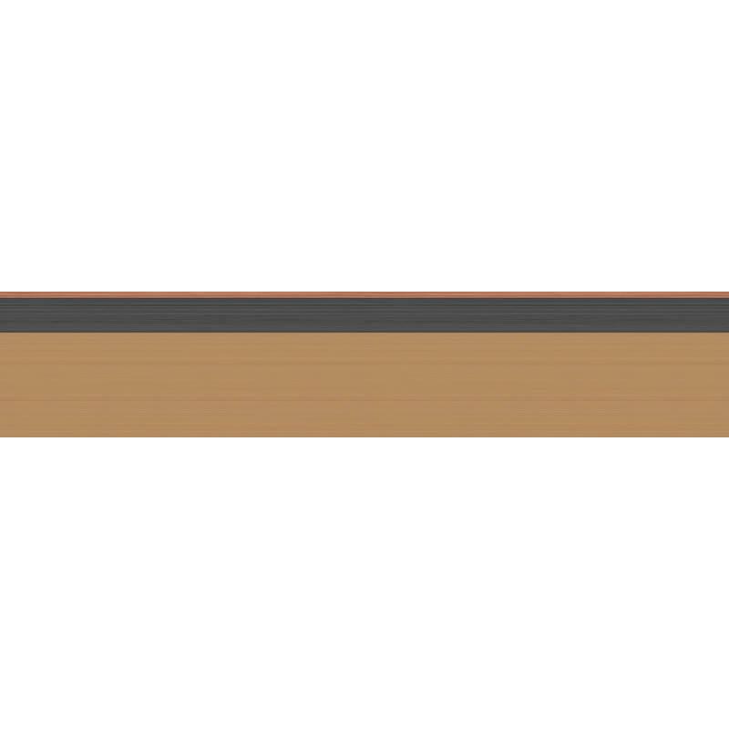 Cole & Son Jaspe Ginger/Black/Bronze Wallpaper Border - 110/10046