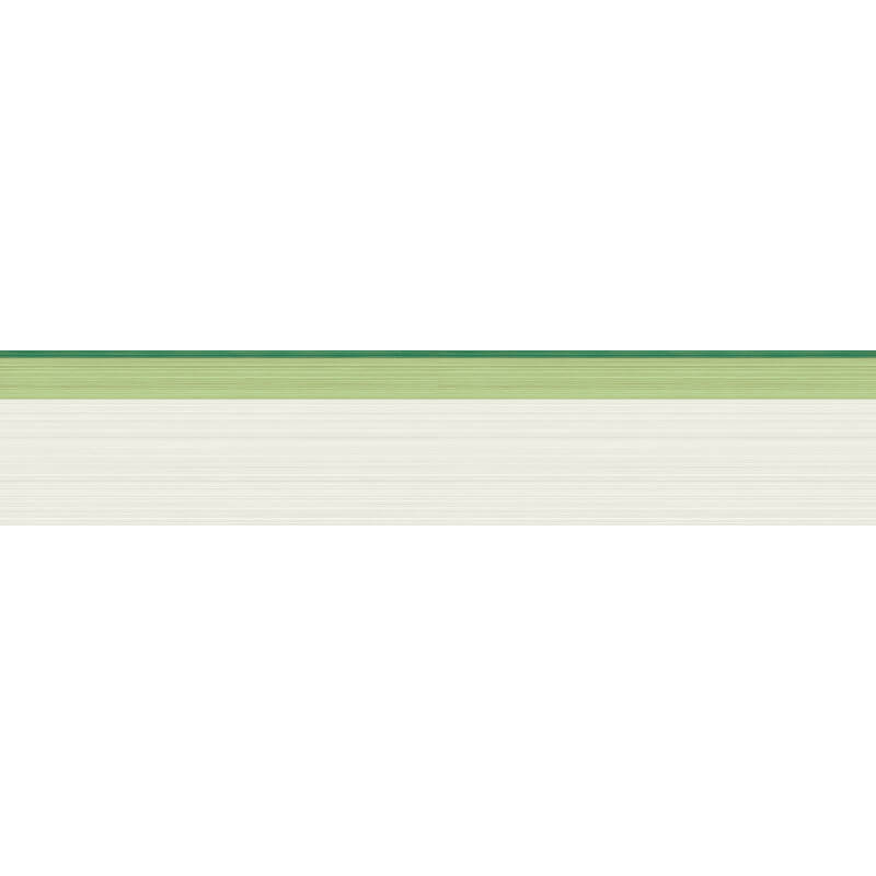 Cole & Son Jaspe White/Green/Emerald Wallpaper Border - 110/10047