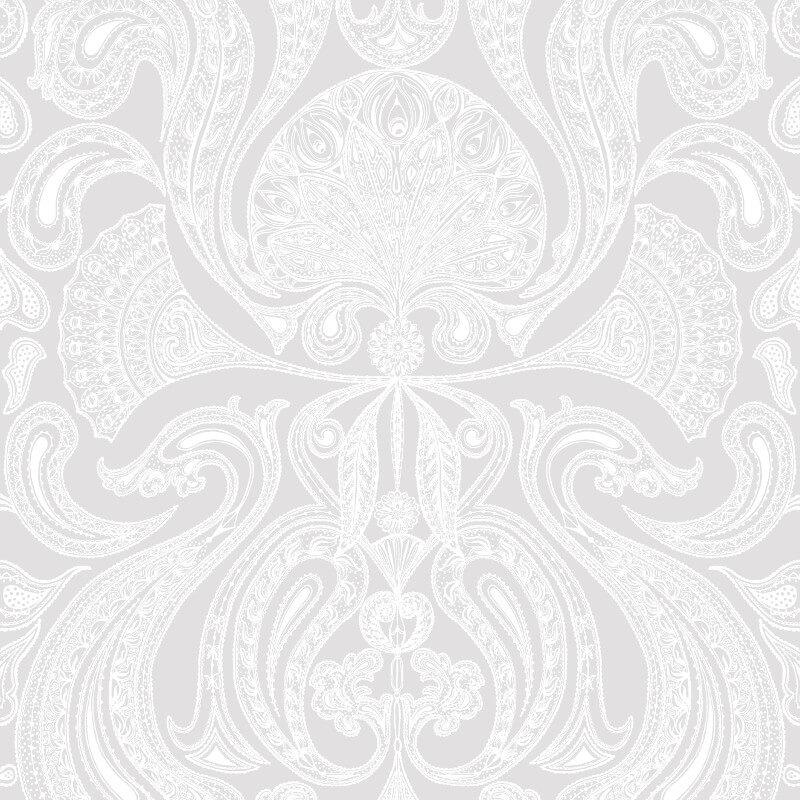 Cole & Son Malabar Soft Lilac Wallpaper - 95/7041