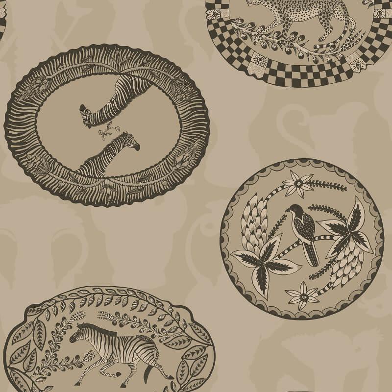 Cole & Son Matrinah Stone Wallpaper - 109/4020