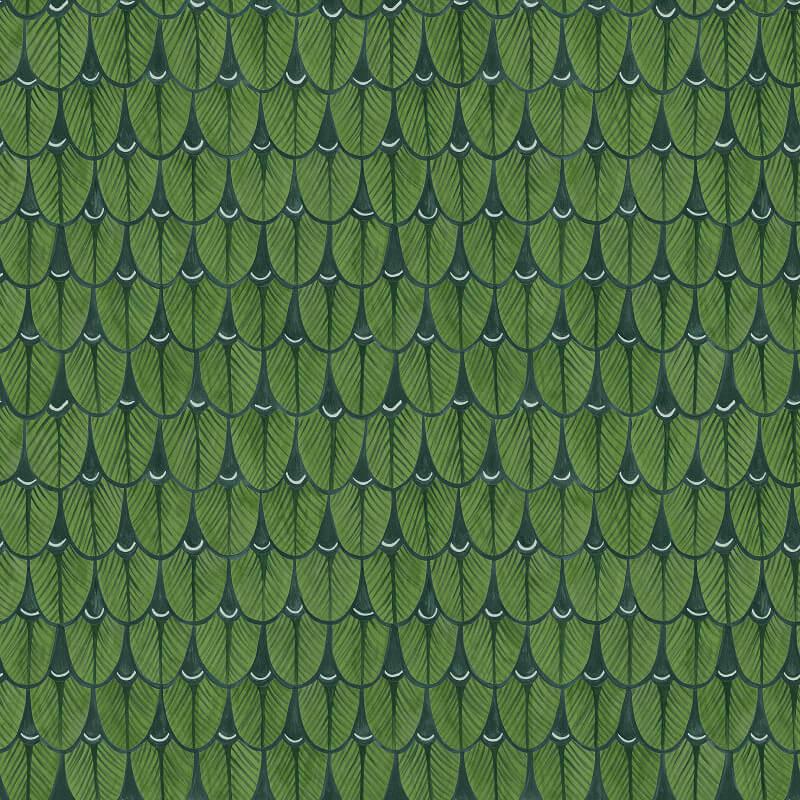 Cole & Son Narina Green Wallpaper - 109/10045