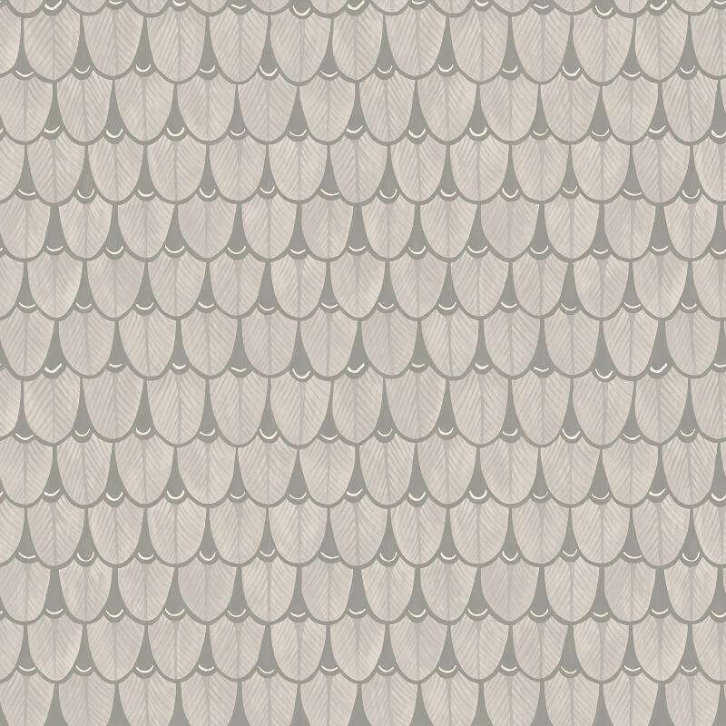 Cole & Son Narina Soft Grey Wallpaper - 109/10047