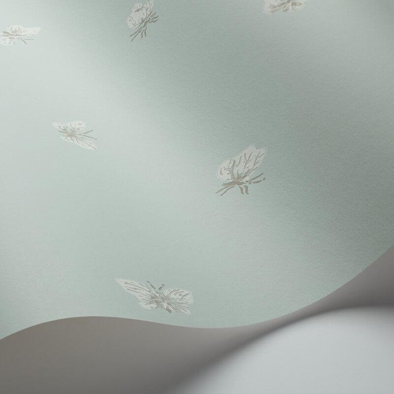 Cole & Son Peaseblossom Duck Egg Wallpaper - 103/10032