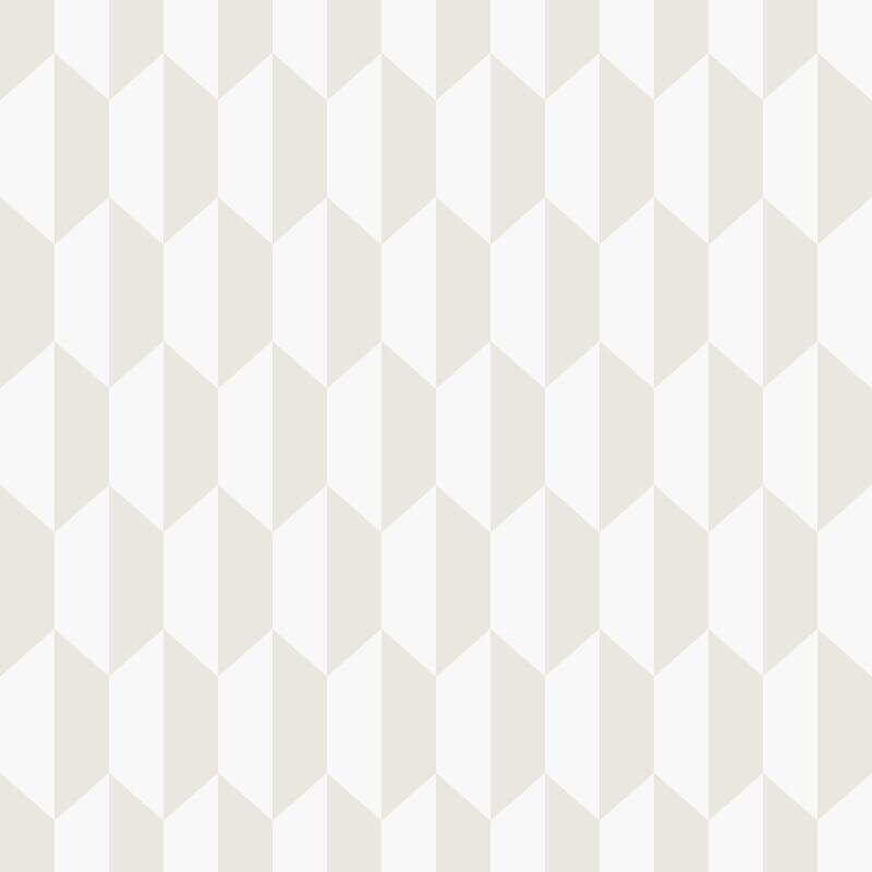 Cole & Son Petite Tile Parchment Wallpaper - 112/5021