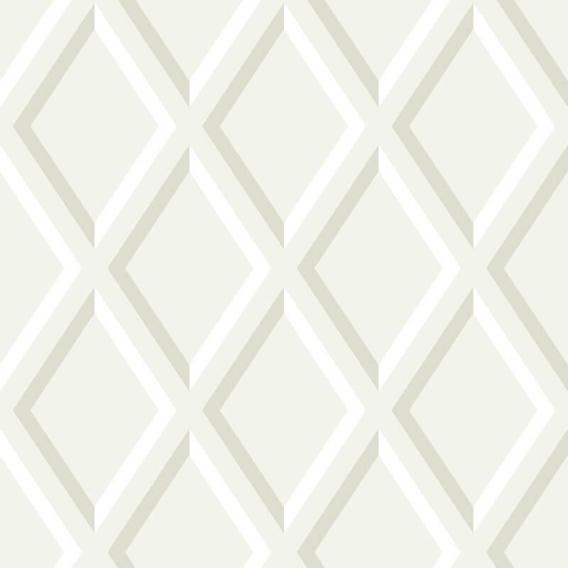 Cole & Son Pompeian Dove Grey Wallpaper - 95/11060