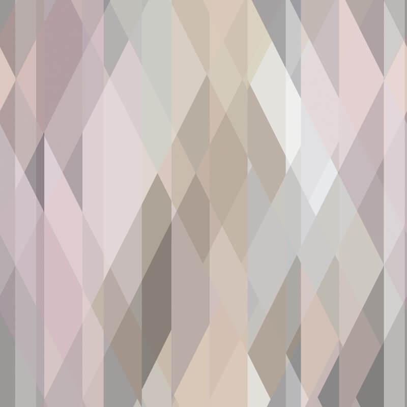 Cole & Son Prism Pastel Wallpaper - 112/7025