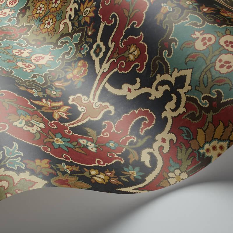 Cole & Son Pushkin Multi Wallpaper - 108/8040