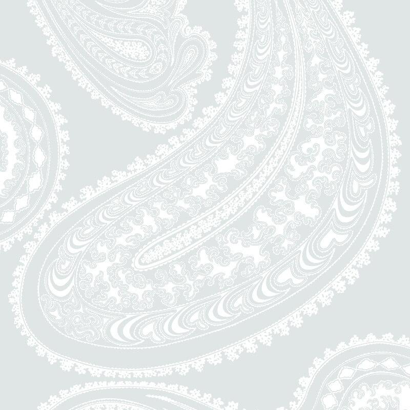 Cole & Son Rajapur Pale Blue Wallpaper - 95/2013