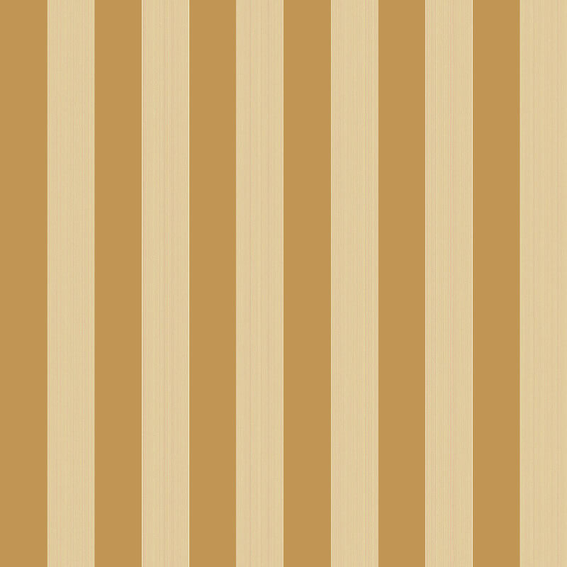 Cole & Son Regatta Stripe Gold/Sand Wallpaper - 110/3013