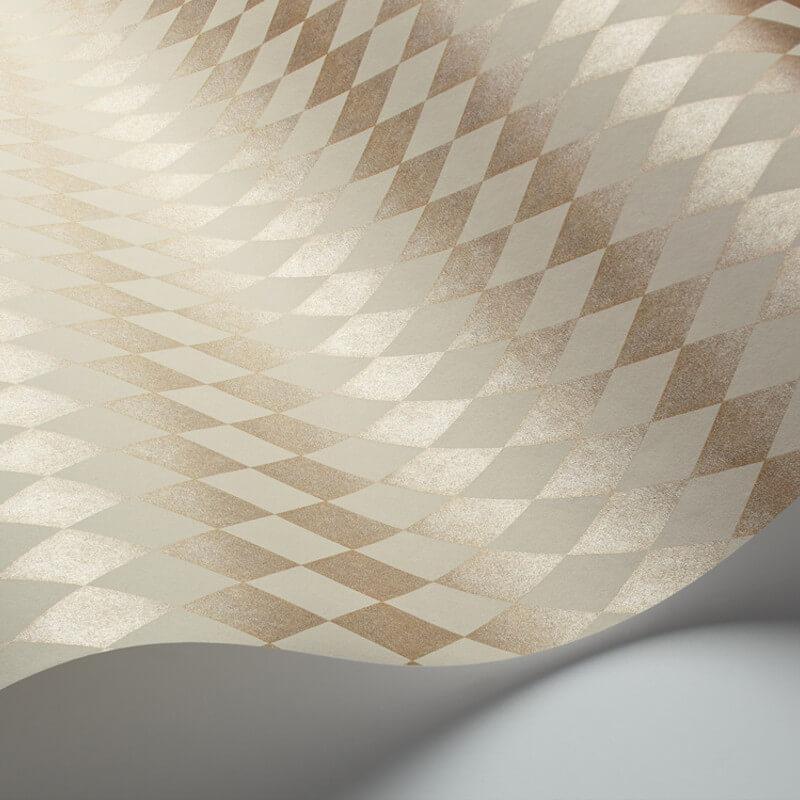 Cole & Son Titania Cream Wallpaper - 103/14060