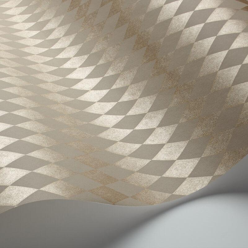 Cole & Son Titania Grey Wallpaper - 103/14058