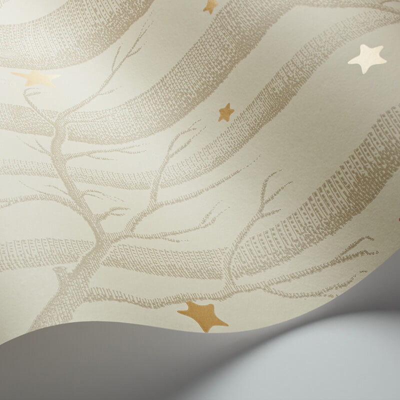 Cole son woods and stars buff gold wallpaper 103 11049 - Cole son ...