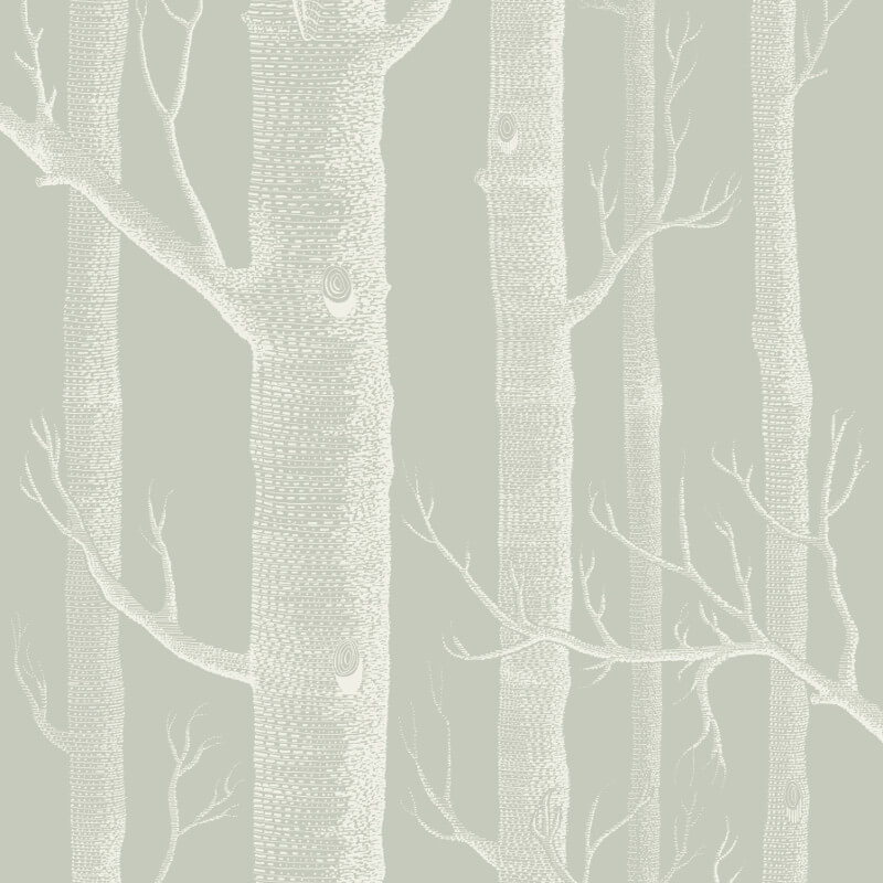 Cole & Son Woods Old Olive Wallpaper - 112/3013