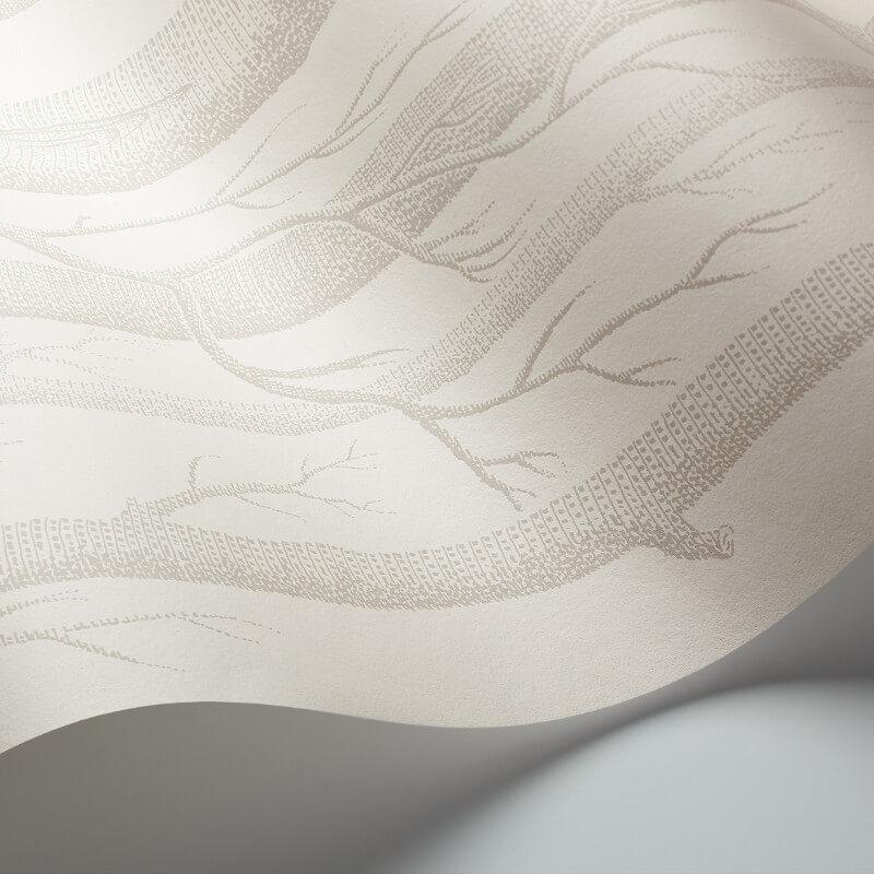 Cole & Son Woods Parchment Wallpaper - 112/3011