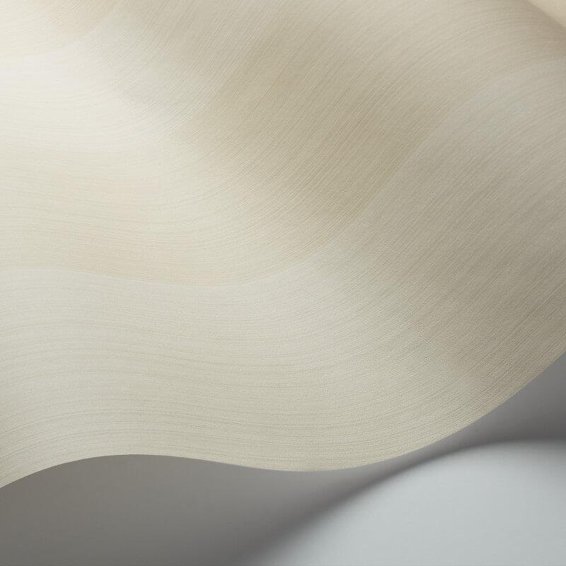 Cole & Son Jaspe Stripe Parchment Wallpaper - 110/4020