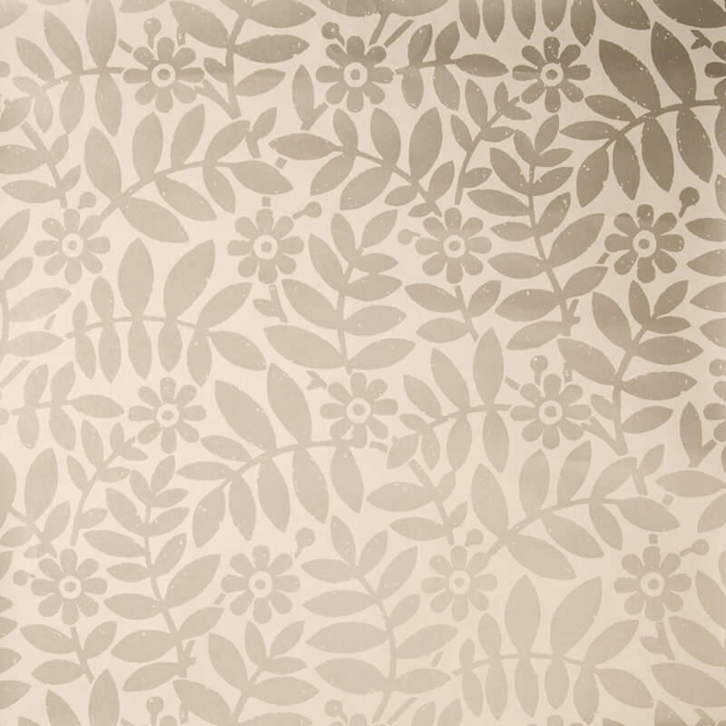 Little Greene Craven Street Wallpaper in Sand Pearl